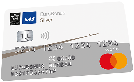 sas eurobonus mastercard login